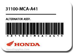 31100-MCA-A41